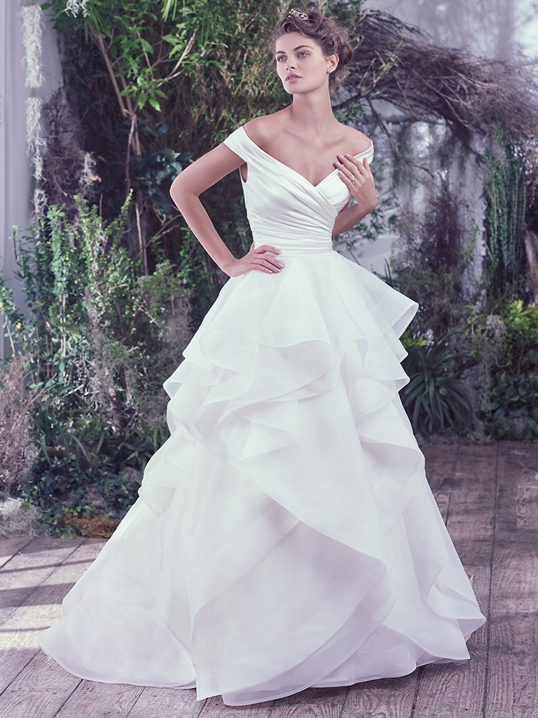 Maggie Sottero - Vocelles | The Bridal Shoppe