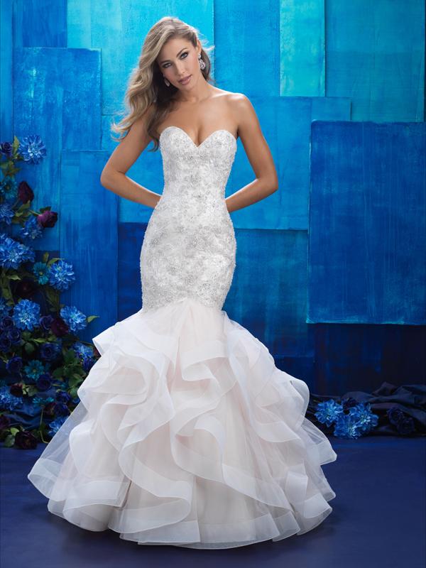 Allure Bridals - Vocelles | The Bridal Shoppe