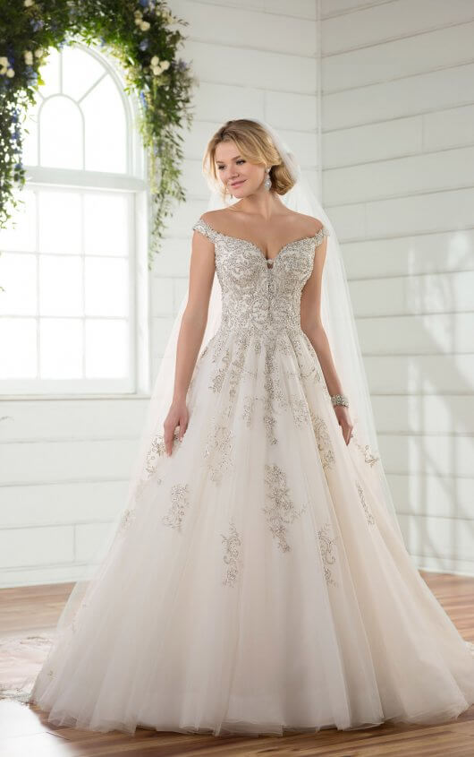 Wedding Dresses - Vocelles | The Bridal Shoppe